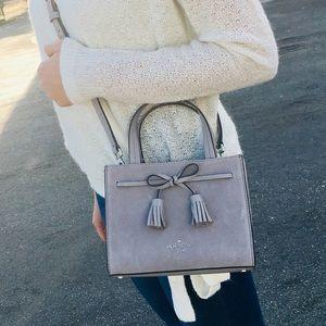 Kate Spade suede mini satchel